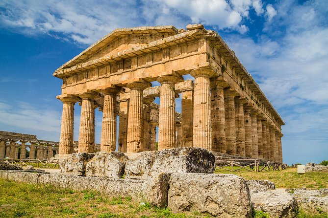 PAESTUM: the Greek Temples and the Archaelogical Museum private tour photo 4