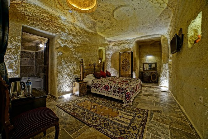 2 Day 1 Night Cappadocia with Cave Suite Hotel from Kayseri or Kapadokya Airport photo 17