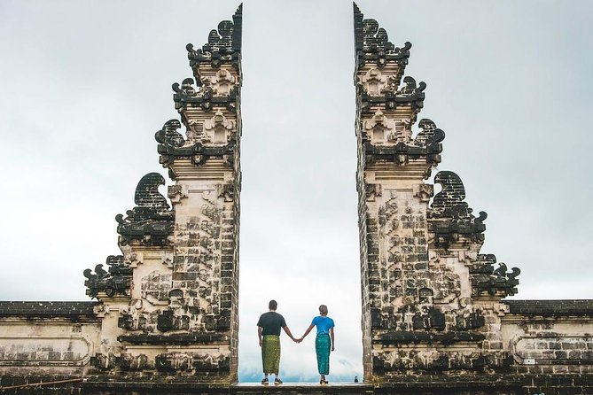 Gate of Heaven Lempuyang Temple and East Bali Tours