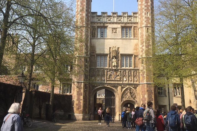 Cambridge Colleges: Explore their hidden gems on this walking audio tour photo 3