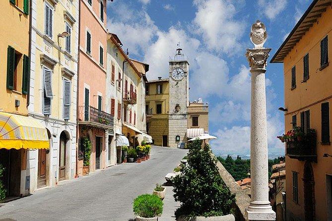 Private Transfer: Civitavecchia Port to Chianciano Terme or vice versa