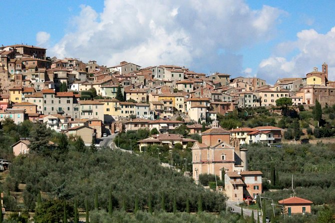 Private Transfer: Rome City to Chianciano Terme or vice versa