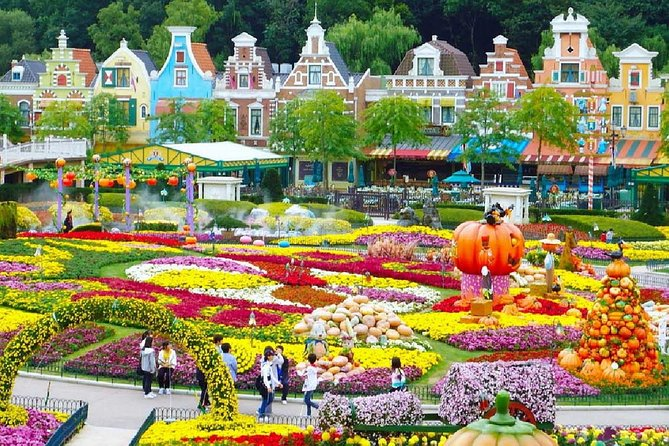Everland Full Day Trip with Admission and Transfers from Seoul photo 1