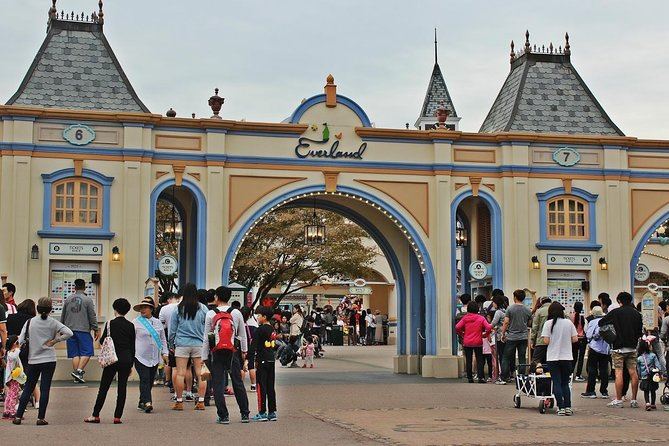 Everland Full Day Trip with Admission and Transfers from Seoul photo 9