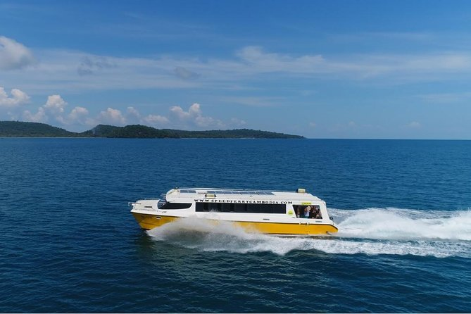 Speed Ferry to Koh Rong Sanloem