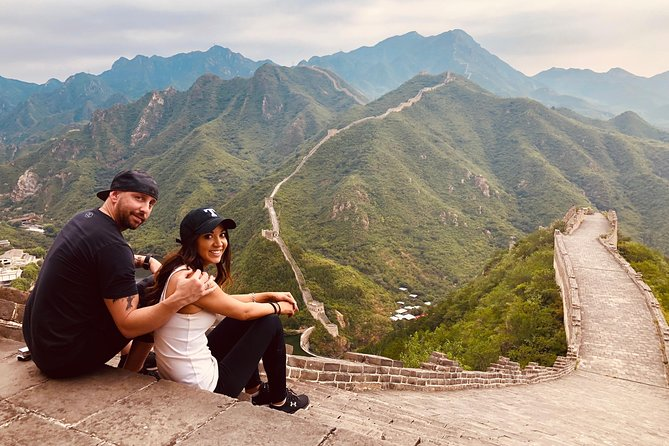 4-5 ore Wild Great Wall Tour Layover con flessibile orario di visita