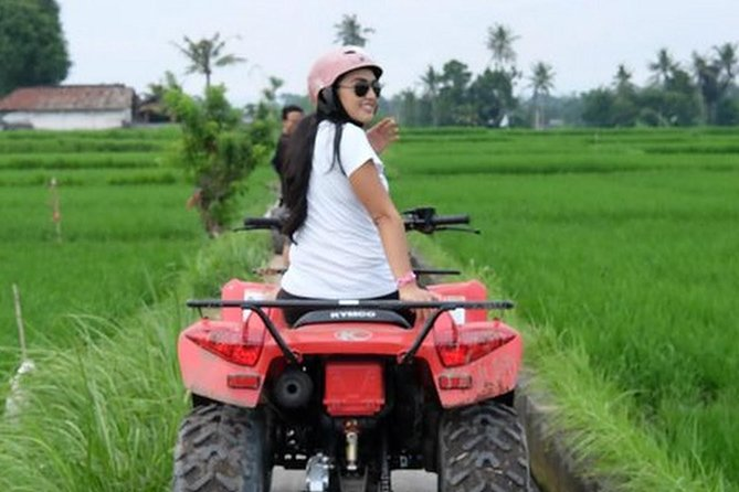 ATV Adventure:Bongkasa Village Tour