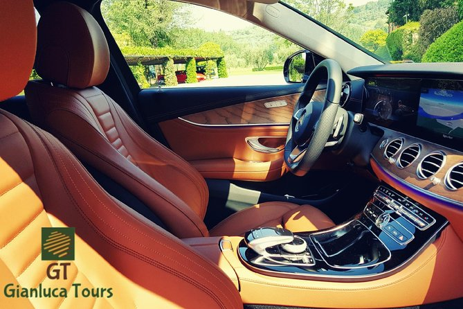 Hire a car with driver Custom Tours Florence Tuscany photo 4