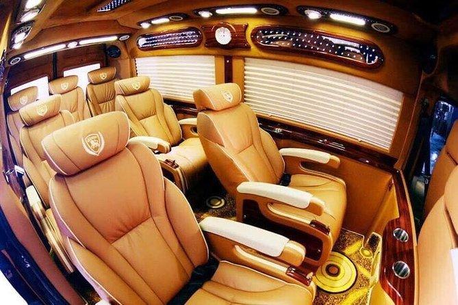 Pick-Up VIP Business Class Limousine Between Da Nang And Hue