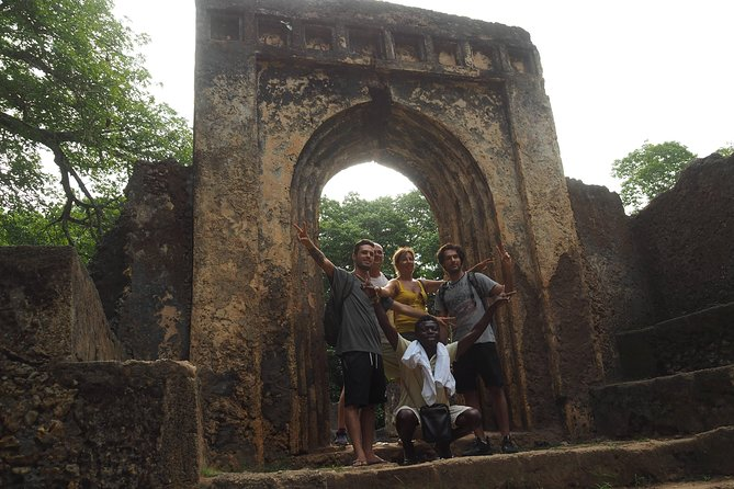 Gede the Lost City