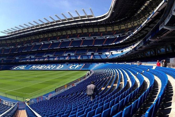 Madrid city tour & Bernabeu Stadium Skip the line