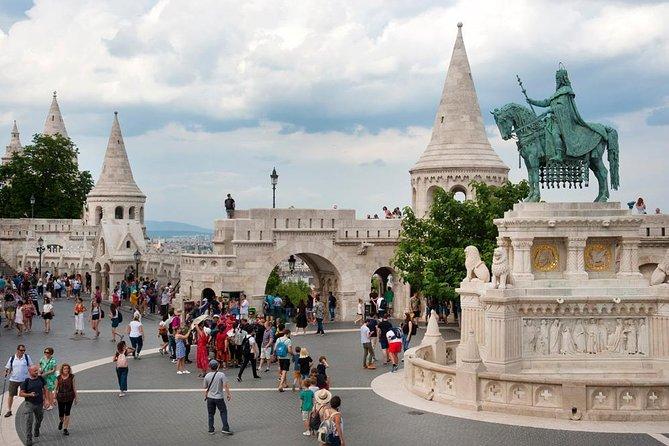 Classic Walk in Budapest