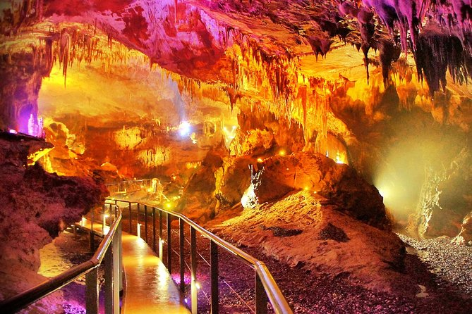 Sataplia and Prometheus Caves Day Tour (Travel in past to discover future)