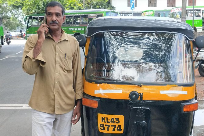 Private Guided Fort Kochi Tuk Tuk Tour by Tyndis