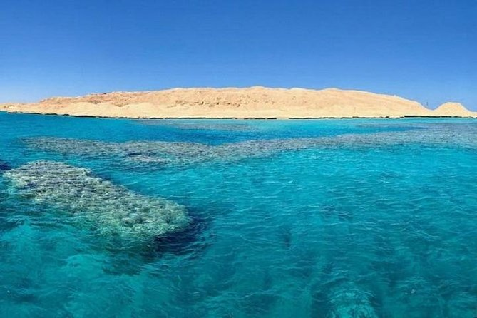 Giftun Islands Snorkeling from Hurghada