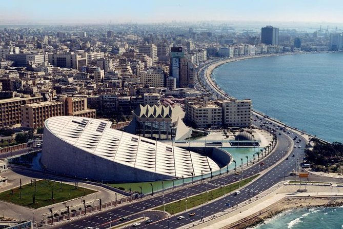 Greek (Ptolemaic) Alexandria Day Tour From Cairo