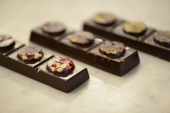 Make your own amazing chocolate in Notting Hill