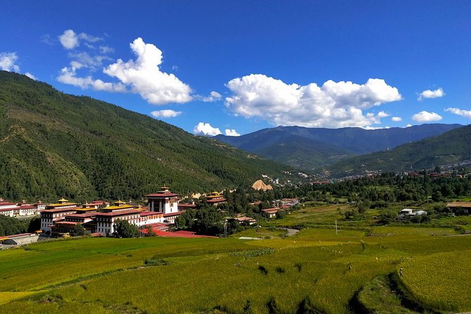 Beautiful Phobjikha Valley 7 nights 8 days