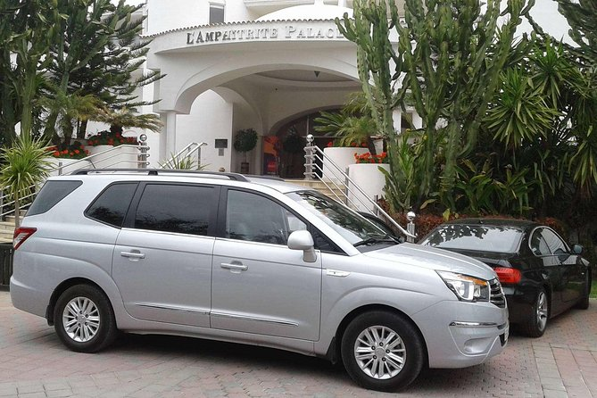 Marrakech city tour with driver
