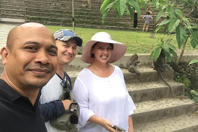 Bali Guided Private Custom Day Trip Service