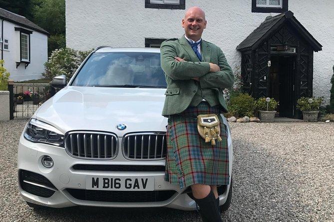 BMW X5 SUV Ultimate Speyside, Macallan, Cardhu, Glenfiddich, Aberlour, Glenlivet
