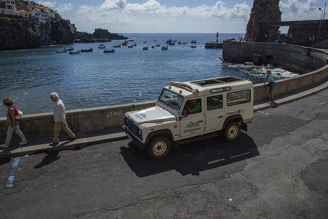 Nun's Valley & Sea Cliff - Half Day Jeep Tours