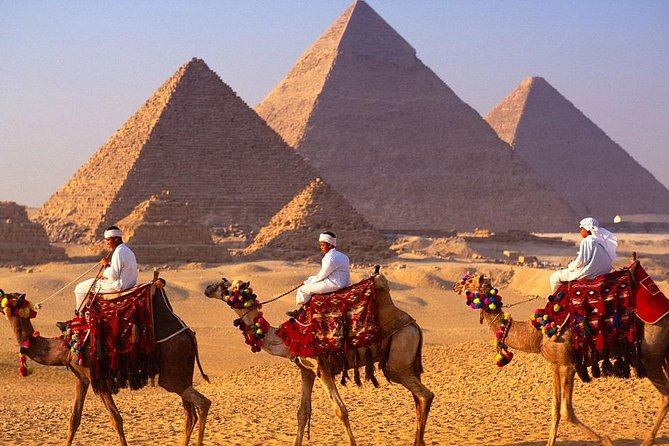 Package 5 days/4 nights From Cairo to Luxor