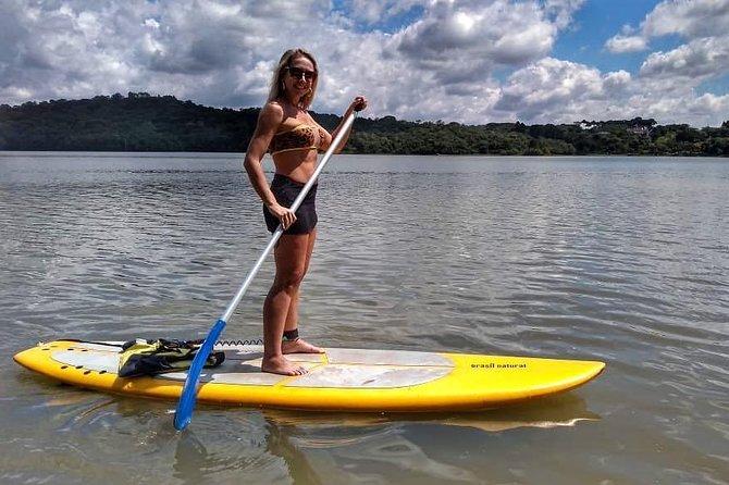 Stand Up Paddle - Um tour pelo parque mais bonito de Curitiba - Passaúna