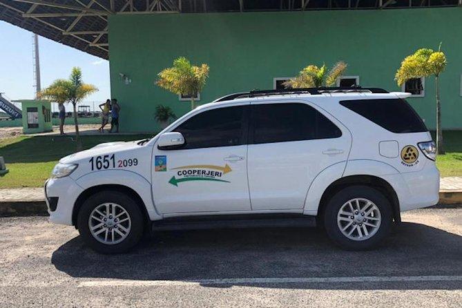 Aeroporto de Jericoacoara até a Vila - Transfer 4x4 Compartilhado by VEMPRAJERI