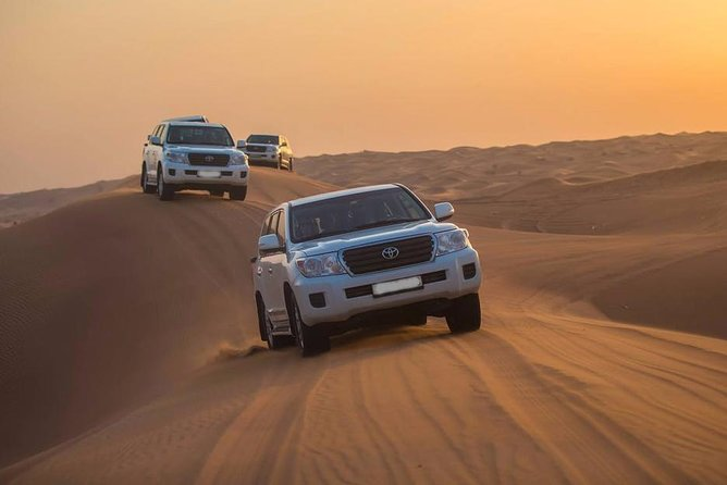 Private - Evening Desert Safari with Camel Ride, BBQ Dinner and Belly Dance