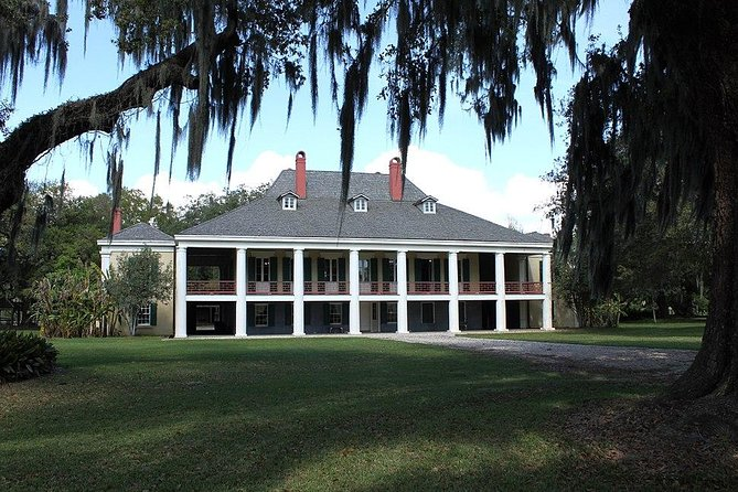 New Orleans Destrehan Plantation Experience