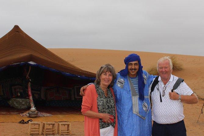 1 nacht in woestijn vanuit Agadir