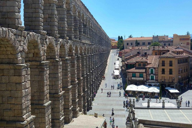 Exclusive Avila & Segovia 1 Day Private Tour
