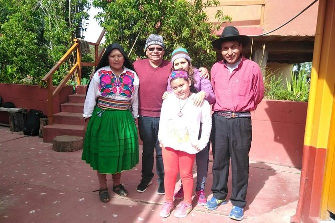 Tour Uros- Amantani- Taquile 2d / 1n In Family House