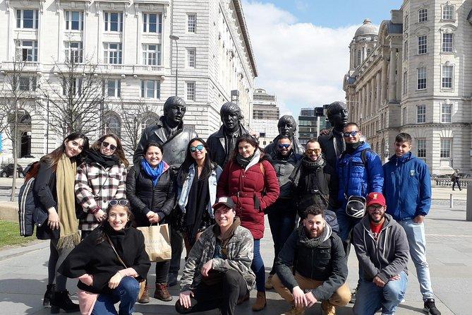 Unique Beatles Liverpool Walking Tour in English