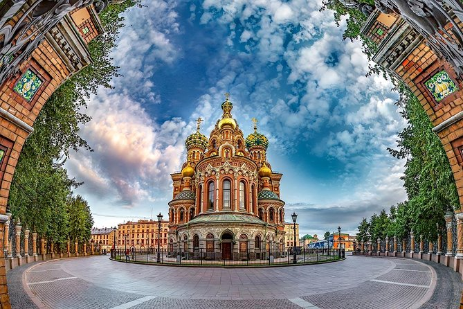 Half day Saint Petersburg Russian Orthodox Cathedrals Private Tour