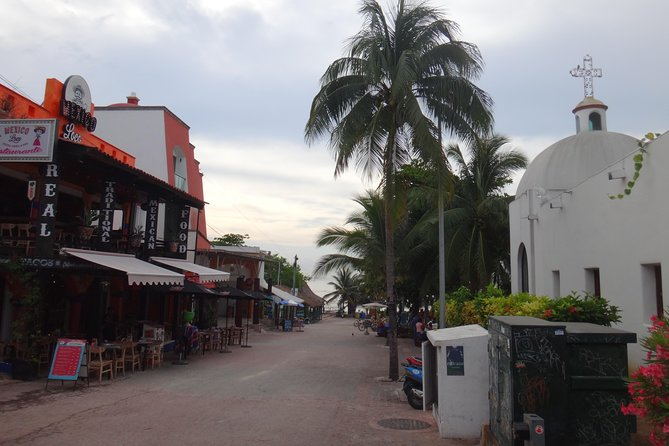Full Day Knowing Playa del Carmen in Private Tour