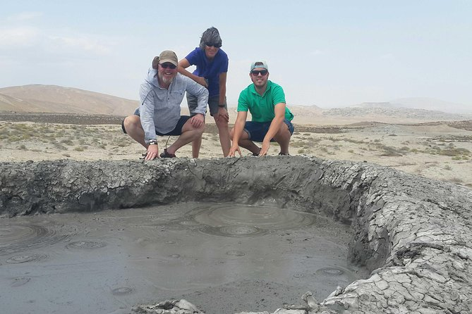 Small-Group Day Trip to Gobustan, Mud Volcanoes, Ateshgah & Yanar Dagh