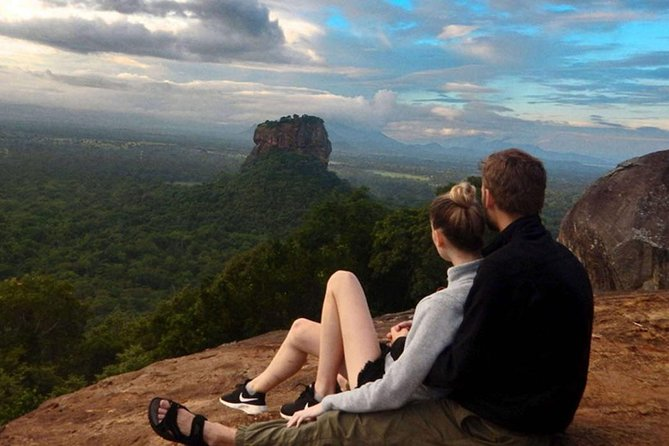 Day tour from Kalutara to Sigiriya,Pidurangala Rock & Cave Temple