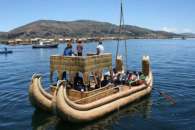 TitiCaCa Lake 2 Days and 1 Nights