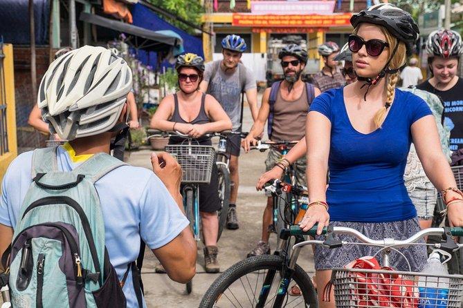 Cam Kim Island Discovery Cycling Tour