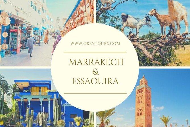 Essaouira & Marrakech 2 days tour.