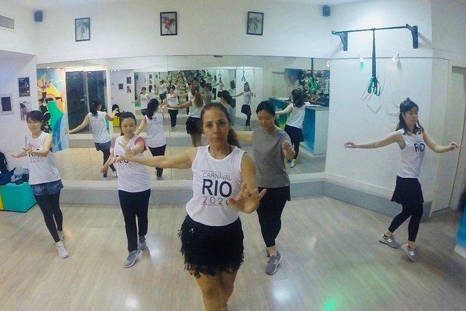 aula de samba Ipanema