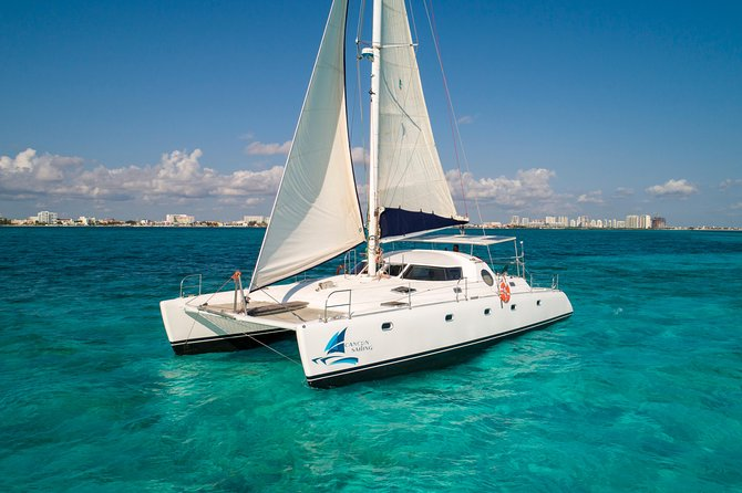 Private Isla Mujeres Catamaran Tour - Manta Boat - For up to 40 people photo 7