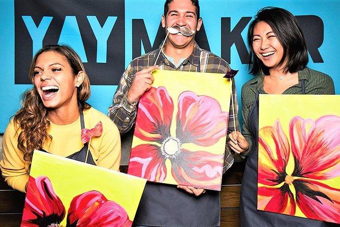 The Original Paint Nite Tahoe by Yaymaker