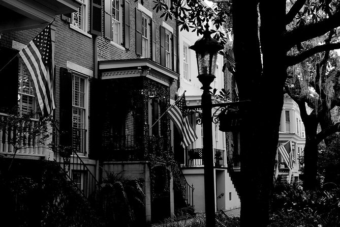 Genteel and Bard's Savannah Dark History and Ghost Walking Tour