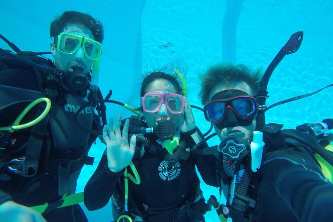 Discover Scuba Diving with Instructor from Florida Keys