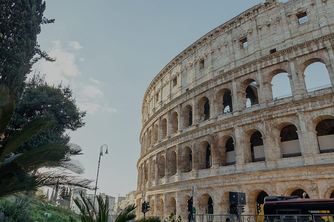 Private tour of Colosseum, Arena Floor and Ancient Rome