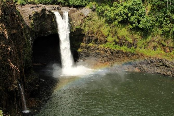 Legends of the Waterfalls & Volcano Full-Day Tour (Hilo, Hawaii)