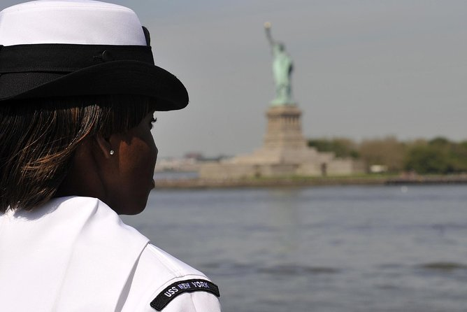 Statue of Liberty and Ellis Island OPEN FOR BUSINESS